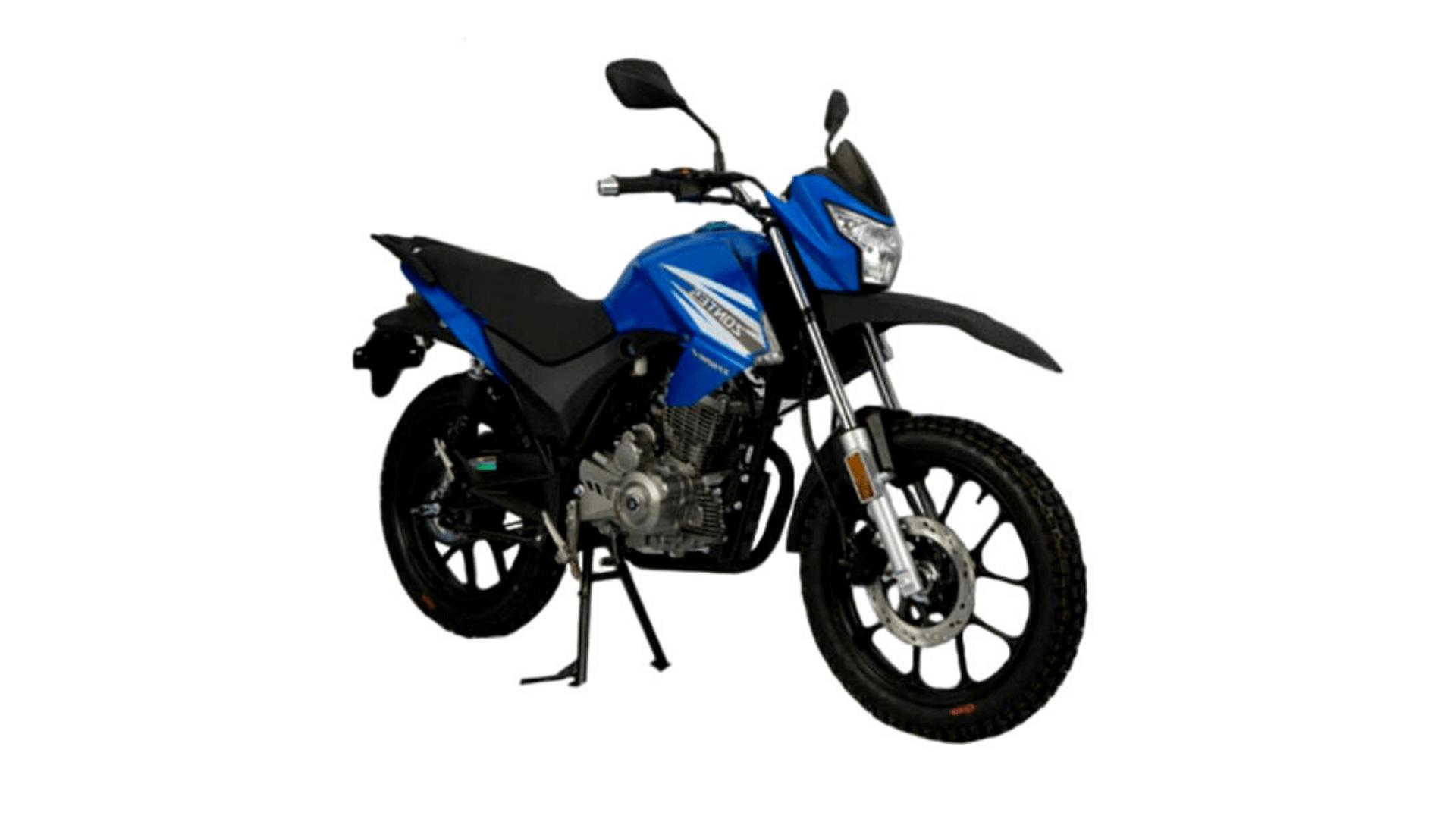 Beth Mobility Blue Zontes 200j